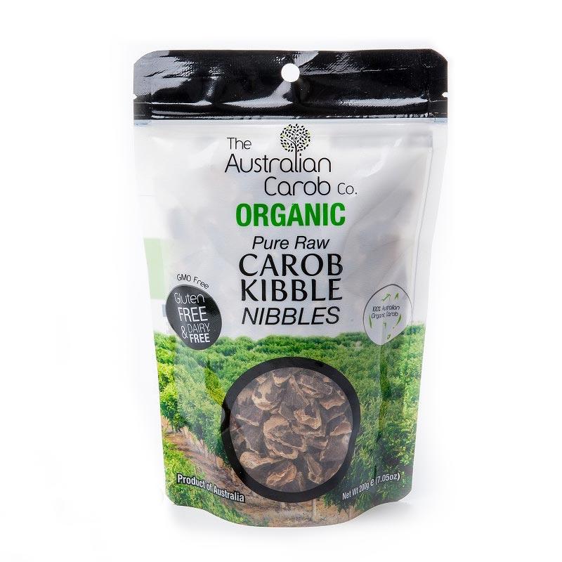 Organic Carob kibble nibbles