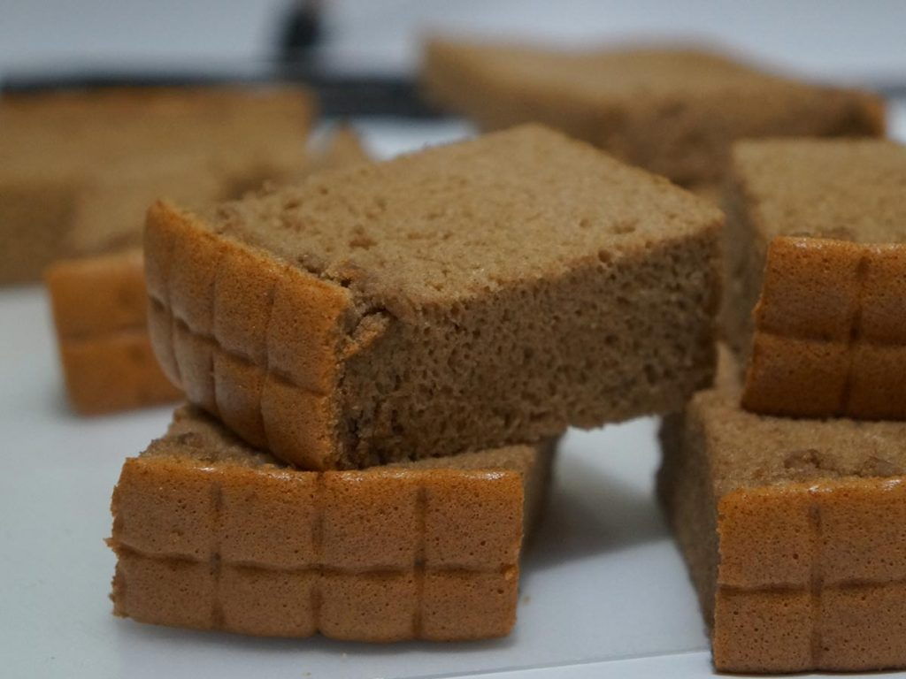 Carob Ogura Cake | Australian Carobs