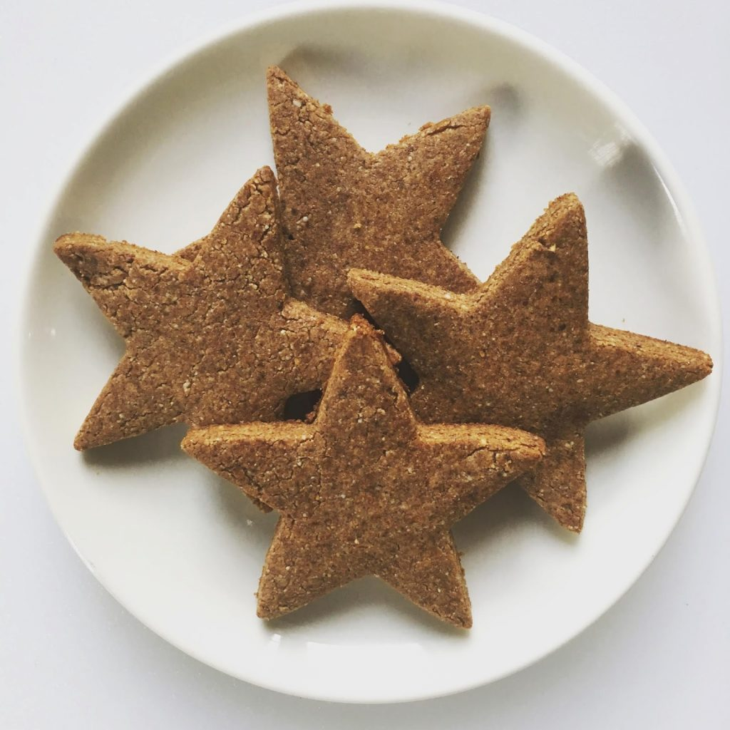 Carob Almond Butter Cookies Recipe - Australian Carobs