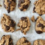 Carob Chip Cookies, good alternative for chocolate chip cookies