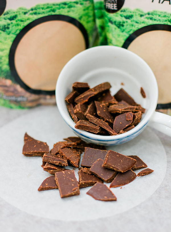 Carob Chips Without Palm Oil | Australian Carobs