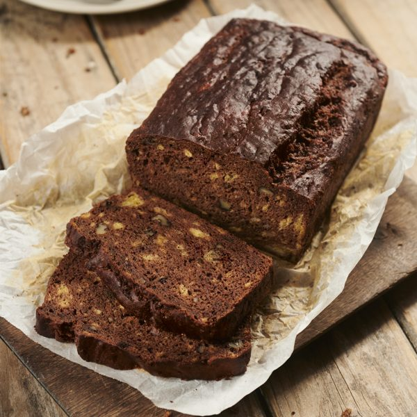 Banana, Walnut and Carob Bread Recipe, Best Carob Recipes | Australian Carobs