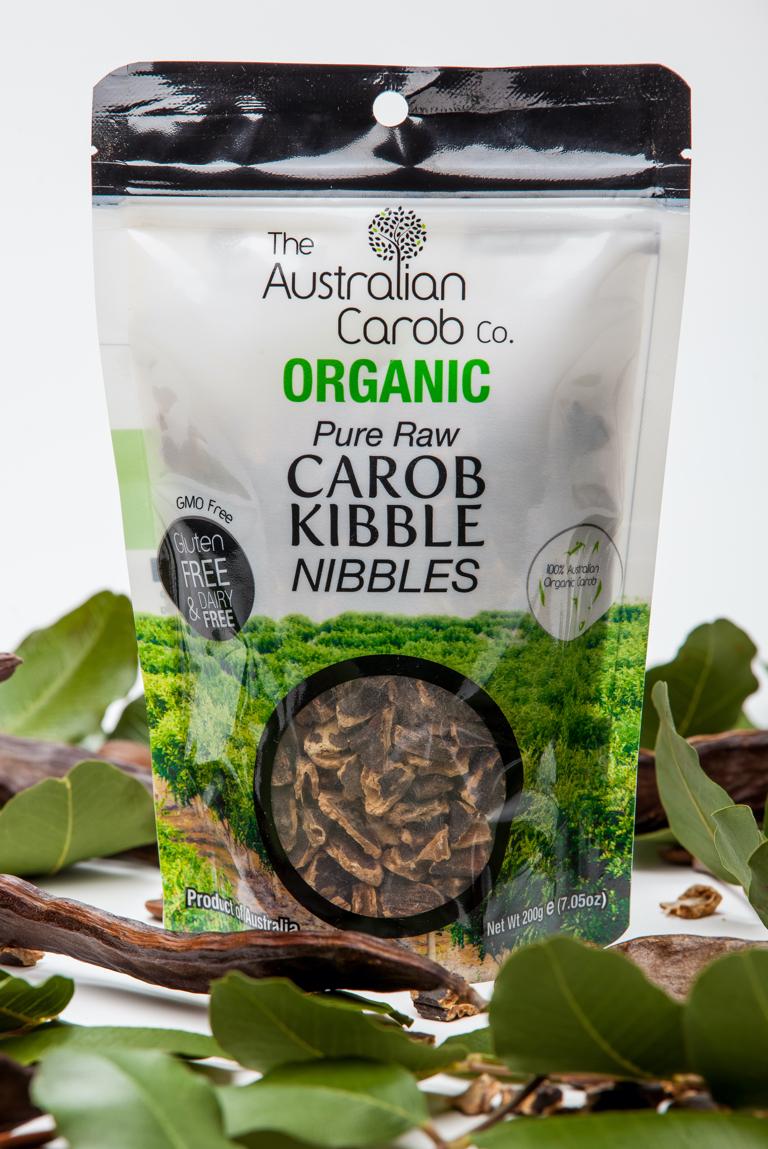 carob kibbles