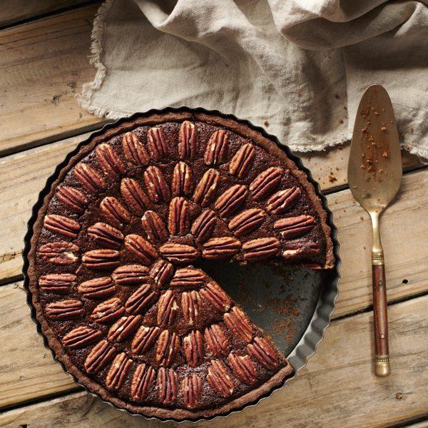 Carob Pecan Pie Recipe, Carob Recipes | Australian Carobs