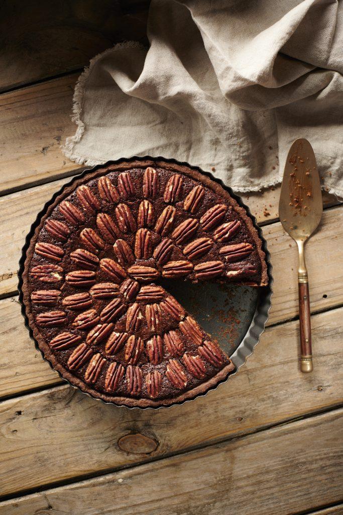 Carob Pecan Pie, Best Carob Recipes | The Australian Carob Co