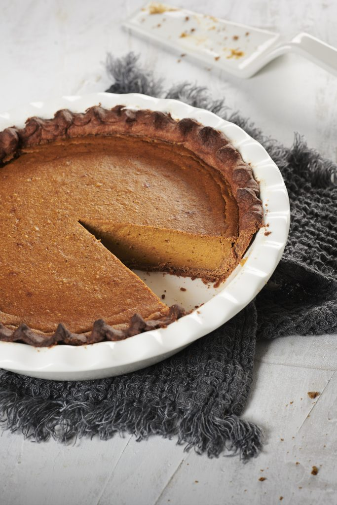 Carob Pumpkin Pie, Best Carob Recipes | Australian Carobs