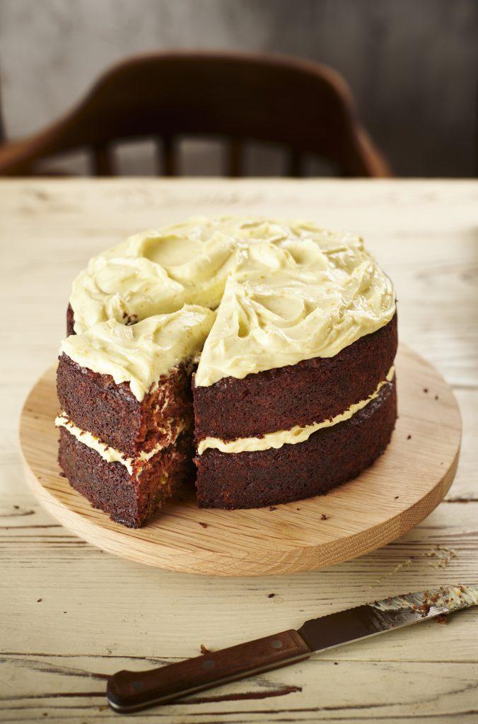 Carob Spiced Carrot Cake, Best Carob Recipes, Carob Powder