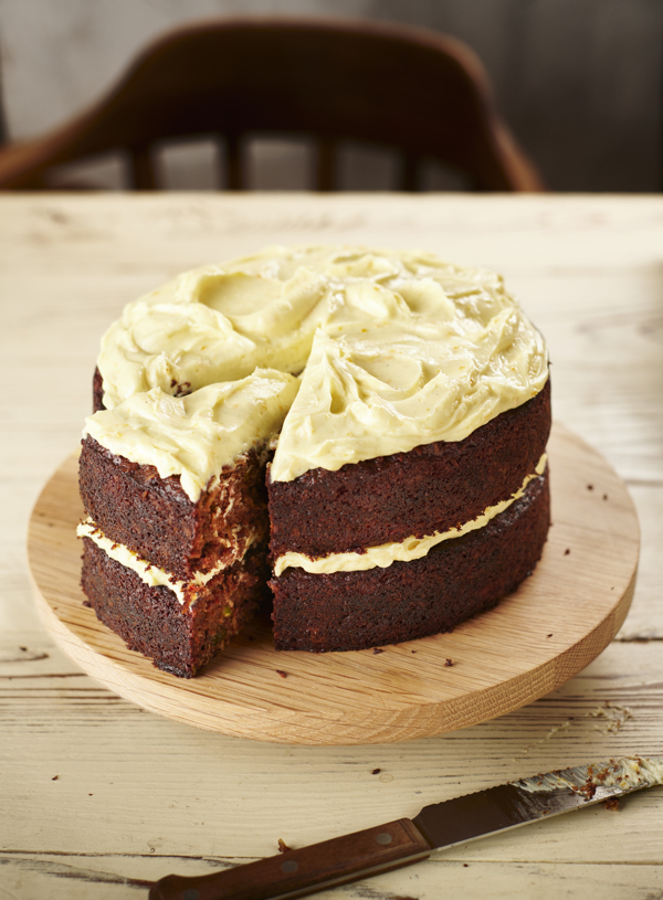 Carob Spiced Carrot Cake, Best Carob Recipes | Australian Carobs