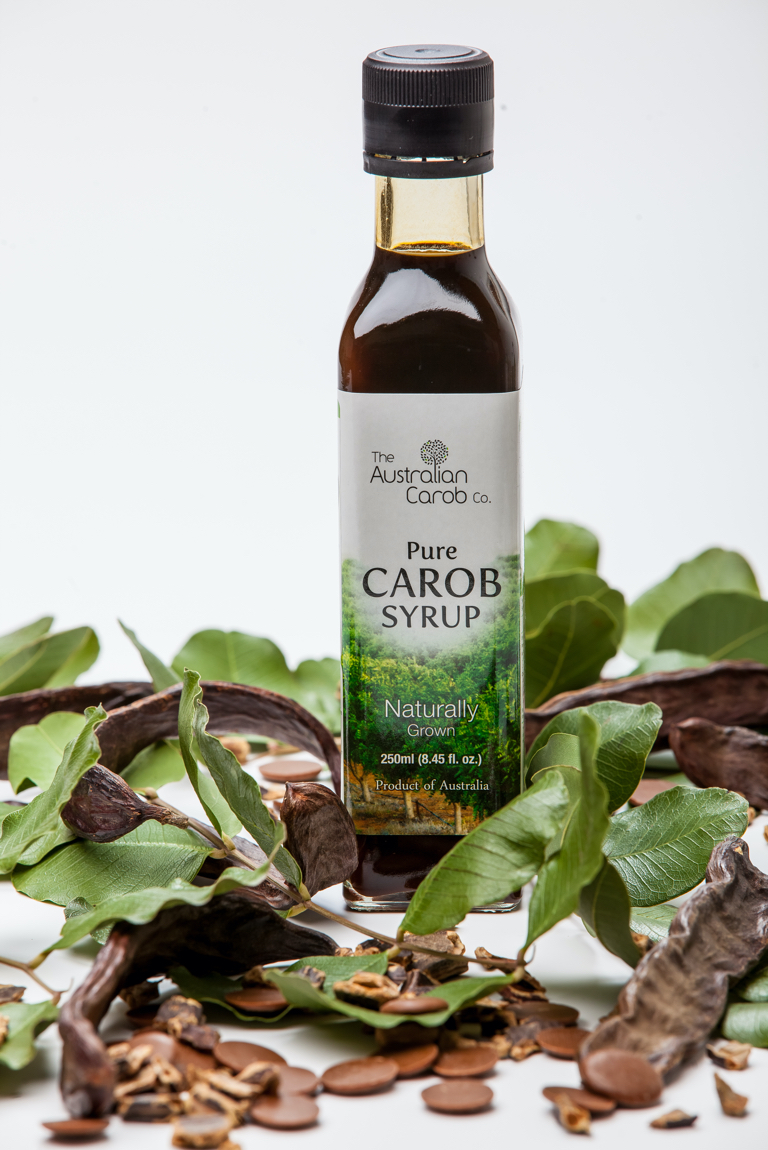 Pure Carob Syrup, Wholesale Carobs by The Australian Carob Co