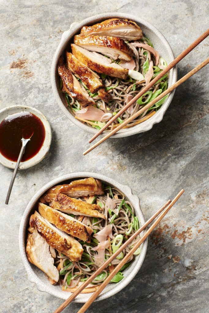 Carob Teriyaki Chicken Recipe | Australian Carobs