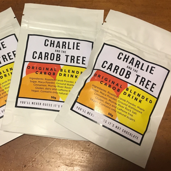 Charlie and The Carob Tree, Carob Powder | Australian Carobs