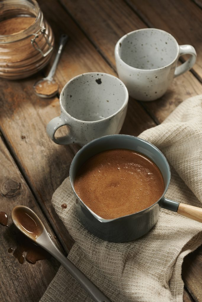 Carob Drinks, Hot Carob, Maple and Coconut Drink | Australian Carobs