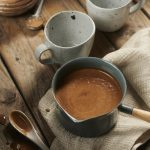 Hot Carob, Maple, Vanilla and Coconut Drink, Best Carob Recipes | Australian Carobs
