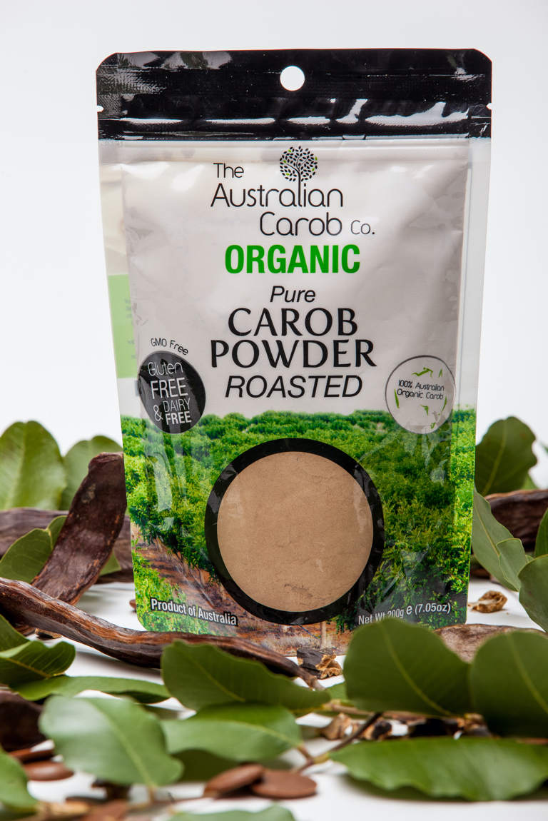Raw Carob Powder, Wholesale Carob Powder by The Australian Carob Co