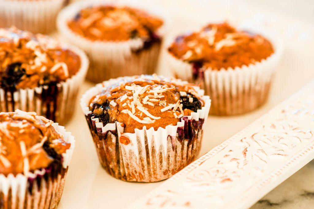 Carob Muffins, Best Carob Recipes | Australian Carobs
