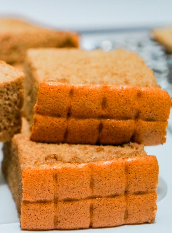 Carob Ogura Cake