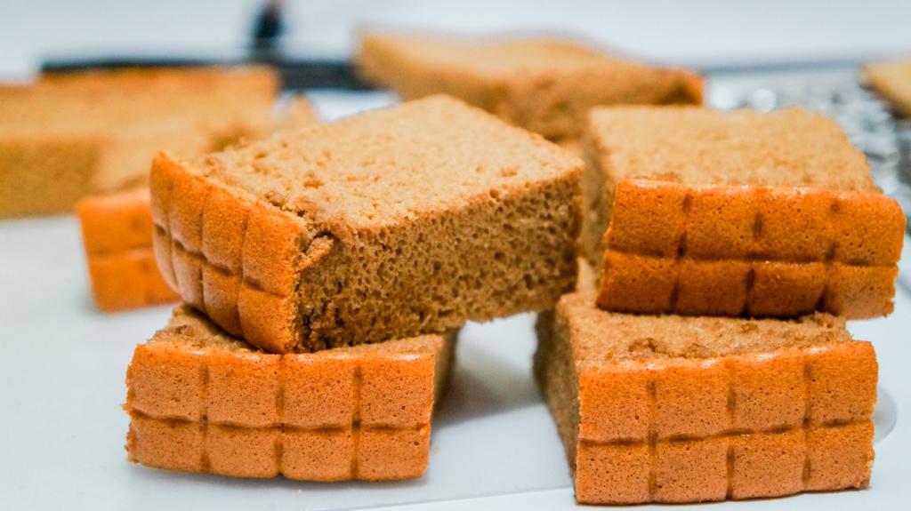 Carob Ogura Cake Recipe, Carob Recipes | Australian Carobs