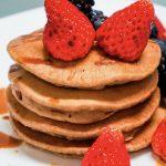 Carob Pancake Recipe, Best Carob Recipes   Australian Carobs