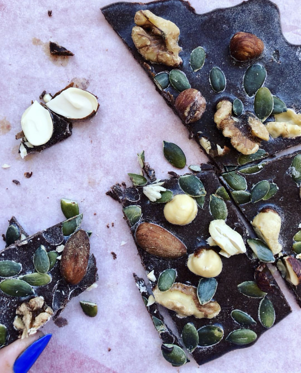 Carob Bark Recipe, Best Carob Recipes | Australian Carobs