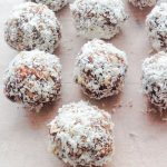 Carob and Coconut Bliss Balls Recipe, Carob Recipes | Australian Carobs