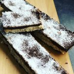 Oat Lamington Carob Bars, Best Carob Recipes | Australian Carobs