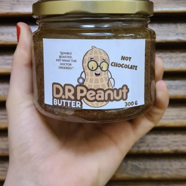 Dr. Peanut Butter Not Chocolate