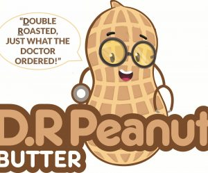 Dr Peanut Butter with Australian Carobs