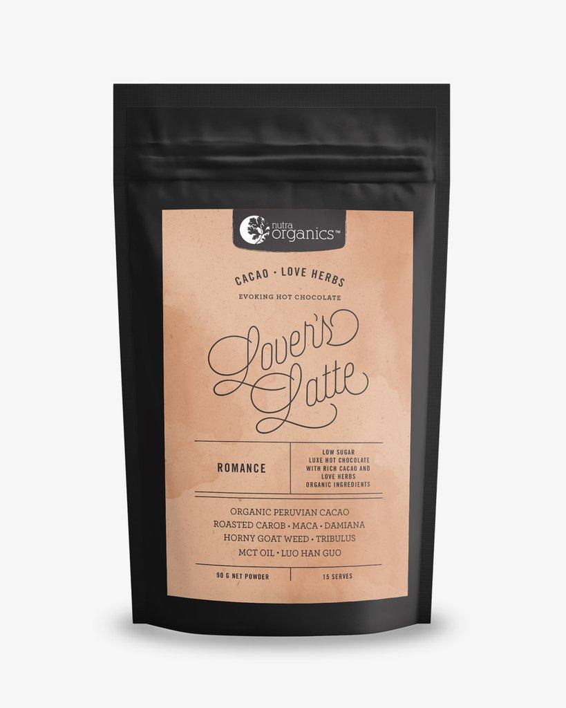 Nutra Organics Lover's Latte