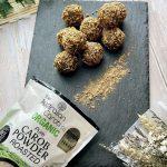 Carob Avocado Energy Balls Recipe | Australian Carobs