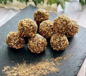 Avocado Carob Energy Balls Recipe | Australian Carobs